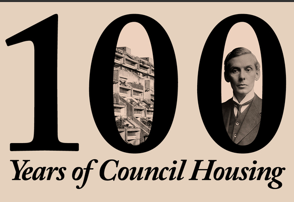 100 years of Council Housing.