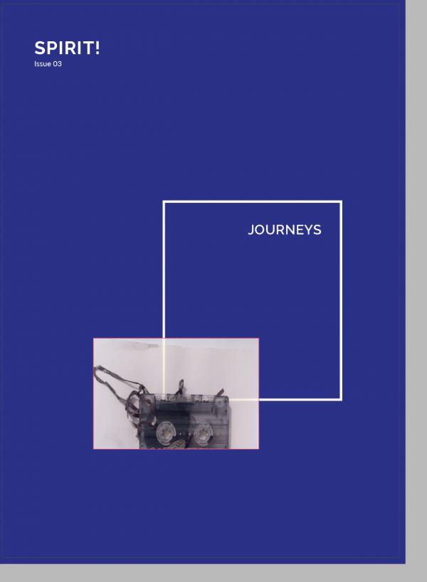 Cover of Journeys publication
