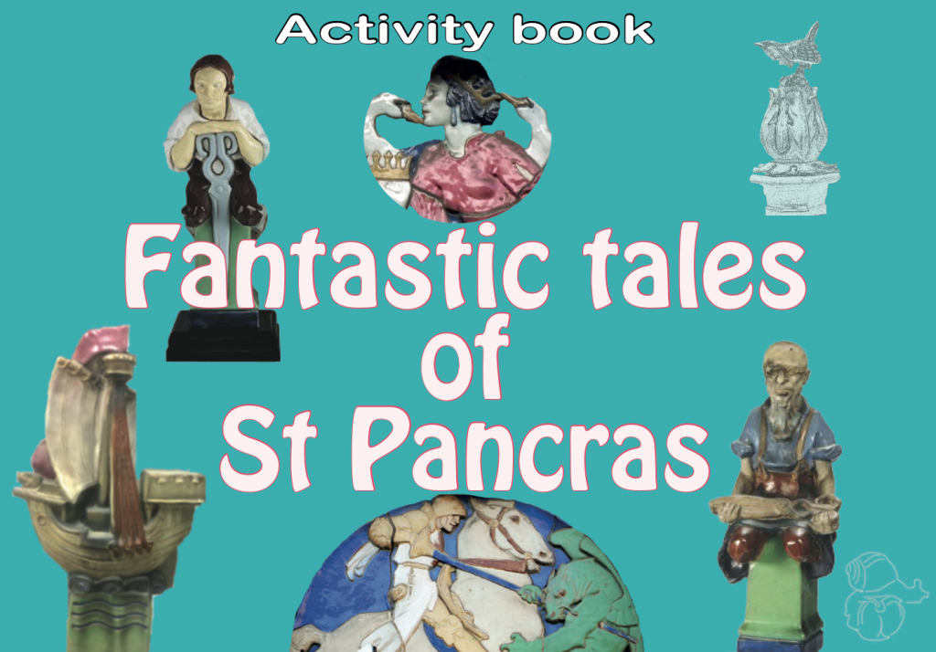 Fantastic Tales of St Pancras
