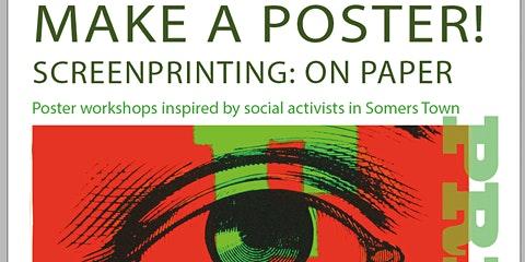 Make a poster.
